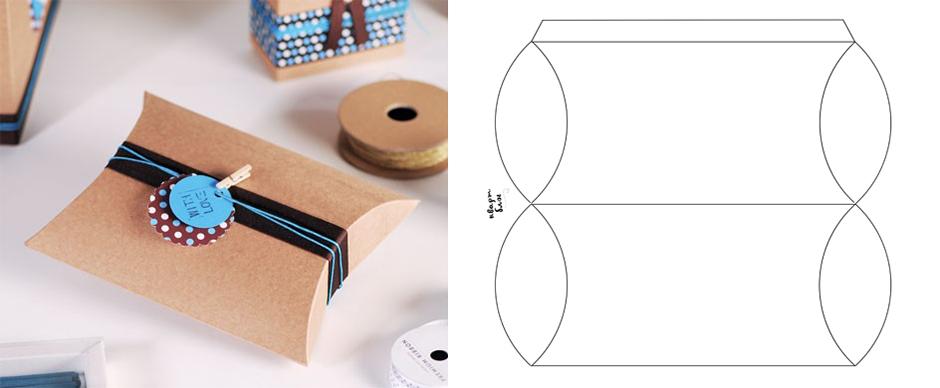 Коробочка для кольца своими руками из бумаги