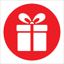 Своими руками круглая коробка для подарков